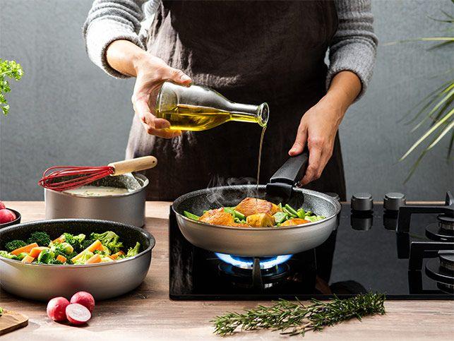 Vase ecologice, special realizate pentru iubitorii bucătăriei italiene