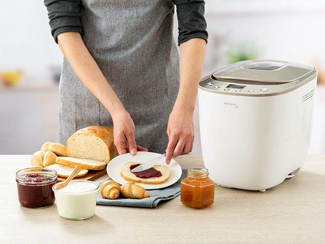 Prepară-ți propria pâine de casă fără efort