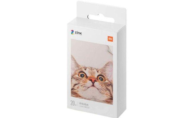 Hartie foto pentru imprimanta foto portabila Mi Photo Printer