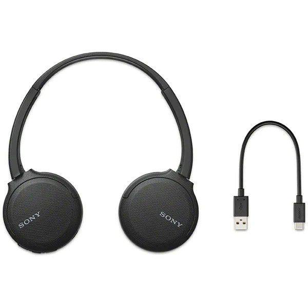 Casti SONY WH-CH510, Bluetooth, On-Ear, Microfon