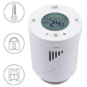 Cap termostatic inteligent PNI CT25T pentru calorifer
