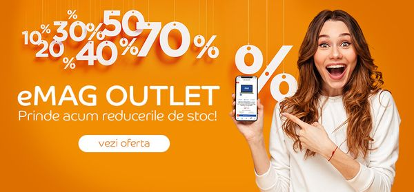 Outlet eMAG: Sport & Fashion