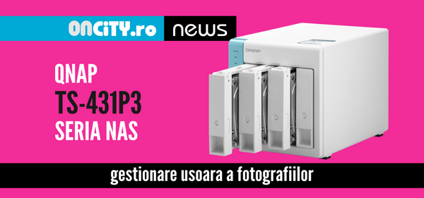 Network Attached Storage Qnap TS-431P3, Gestionare usoara a fotografiilor